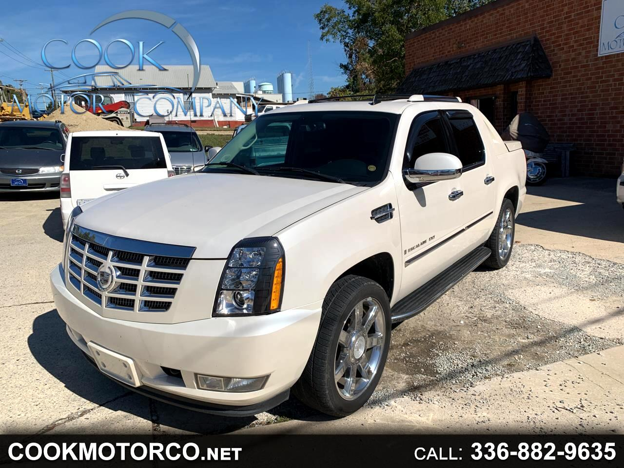 2008 Cadillac Escalade EXT AWD 4dr Luxury