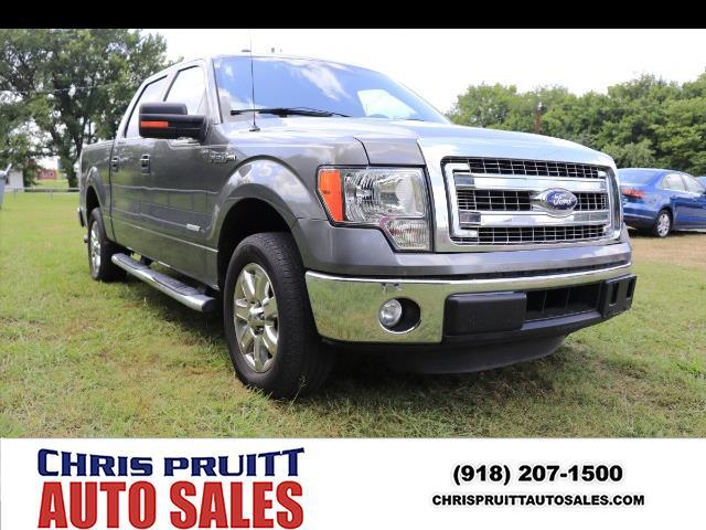 "2014 Ford F-150 2WD SuperCrew 139"" XLT"