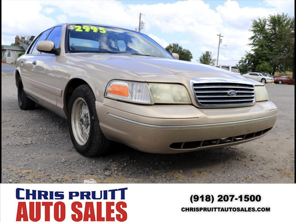 1998 Ford Crown Victoria 4dr Sdn LX