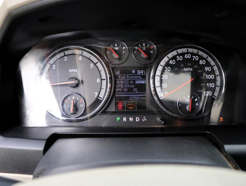 2011 RAM 1500 ST Quad Cab 4WD