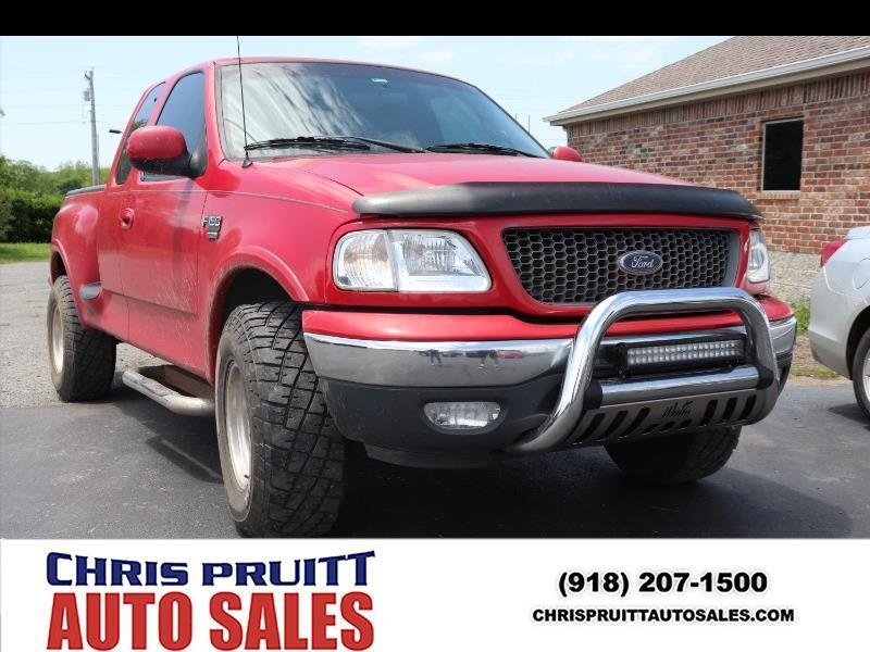 2001 Ford F-150 Lariat SuperCab Flareside 4WD