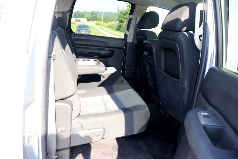 2011 Chevrolet Silverado 1500 Crew Cab