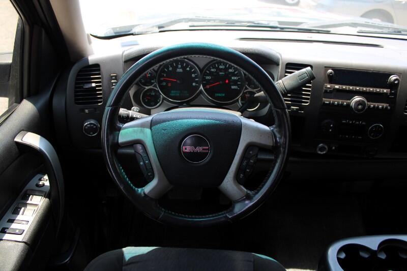 2010 GMC Sierra 1500 SLE Ext. Cab 2WD