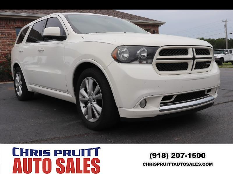 2011 Dodge Durango Heat 2WD