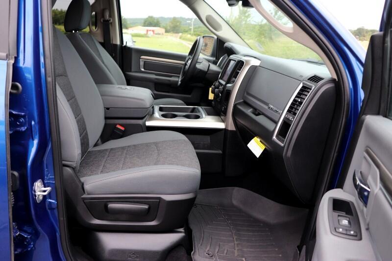 2018 RAM 1500 SLT Crew Cab SWB 4WD