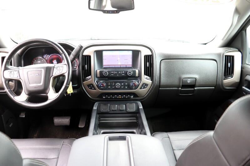 2014 GMC Sierra 1500 Denali Crew Cab 4WD