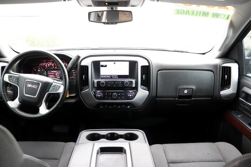 2015 GMC Sierra 1500 SLE Crew Cab Short Box 4WD