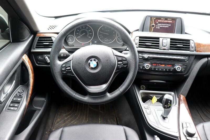 2014 BMW 3-Series 328i Sedan - SULEV