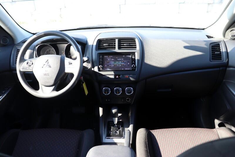 2018 Mitsubishi Outlander Sport 2.0 ES 4WD CVT
