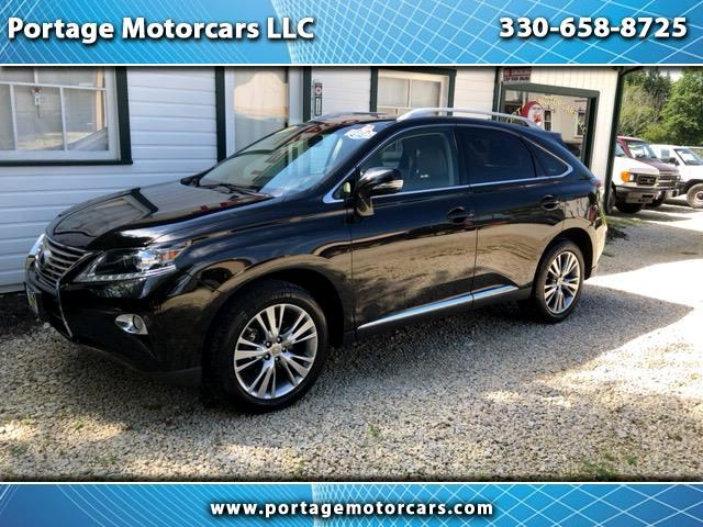 Lexus Dealers In Ohio >> Used 2013 Lexus Rx 350 Awd For Sale In Akron Oh 44230