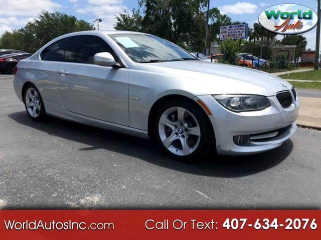 2011 BMW 3-Series 335i Coupe