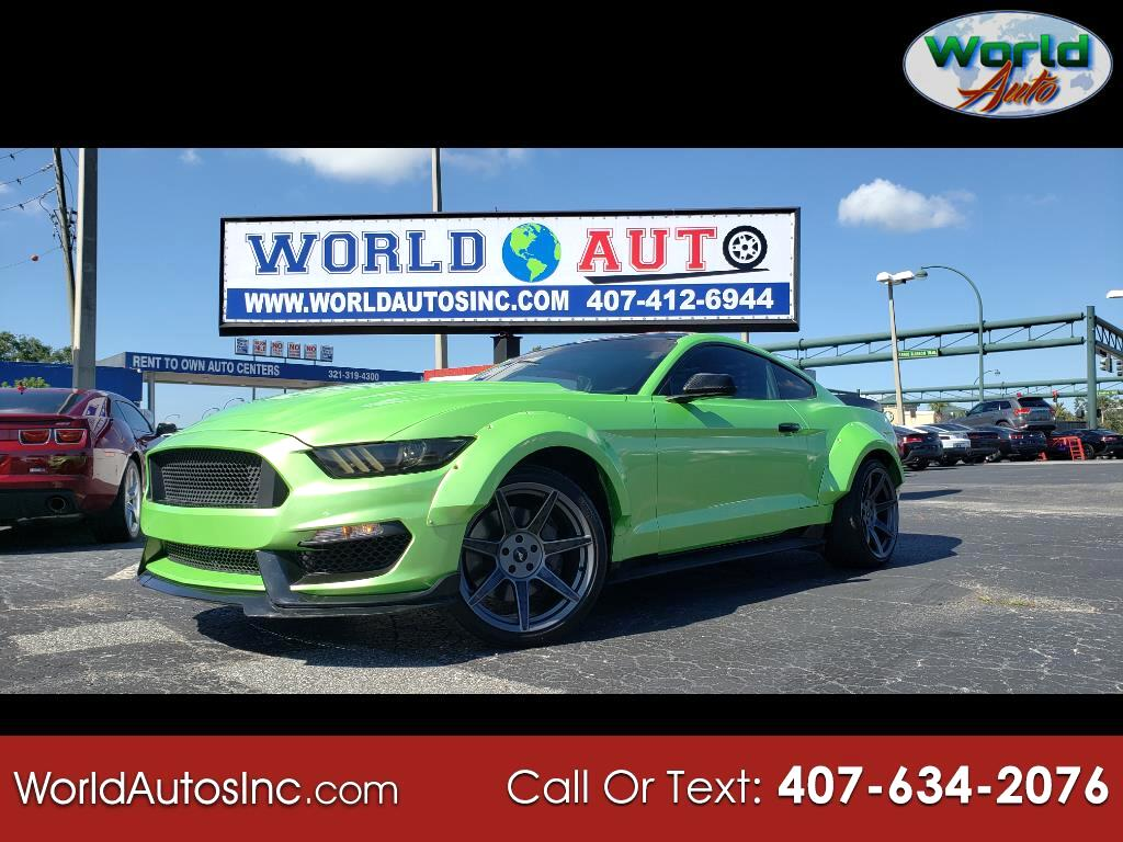2015 Ford Mustang 2dr Cpe GT