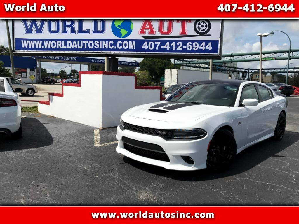 2017 Dodge Charger SRT 392