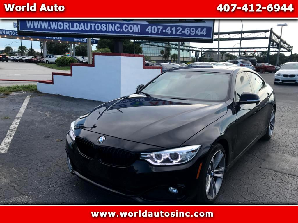 2015 BMW 435i Gran-Coupe M PACKAGE