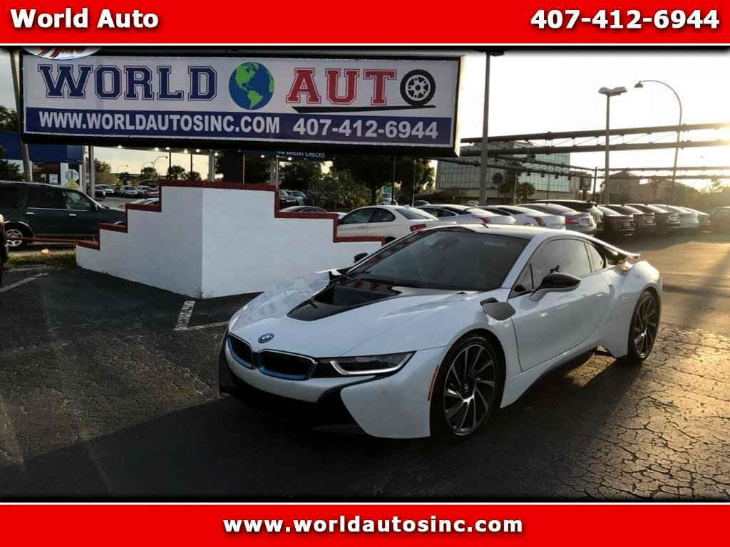 2015 BMW i8 IMPULSE