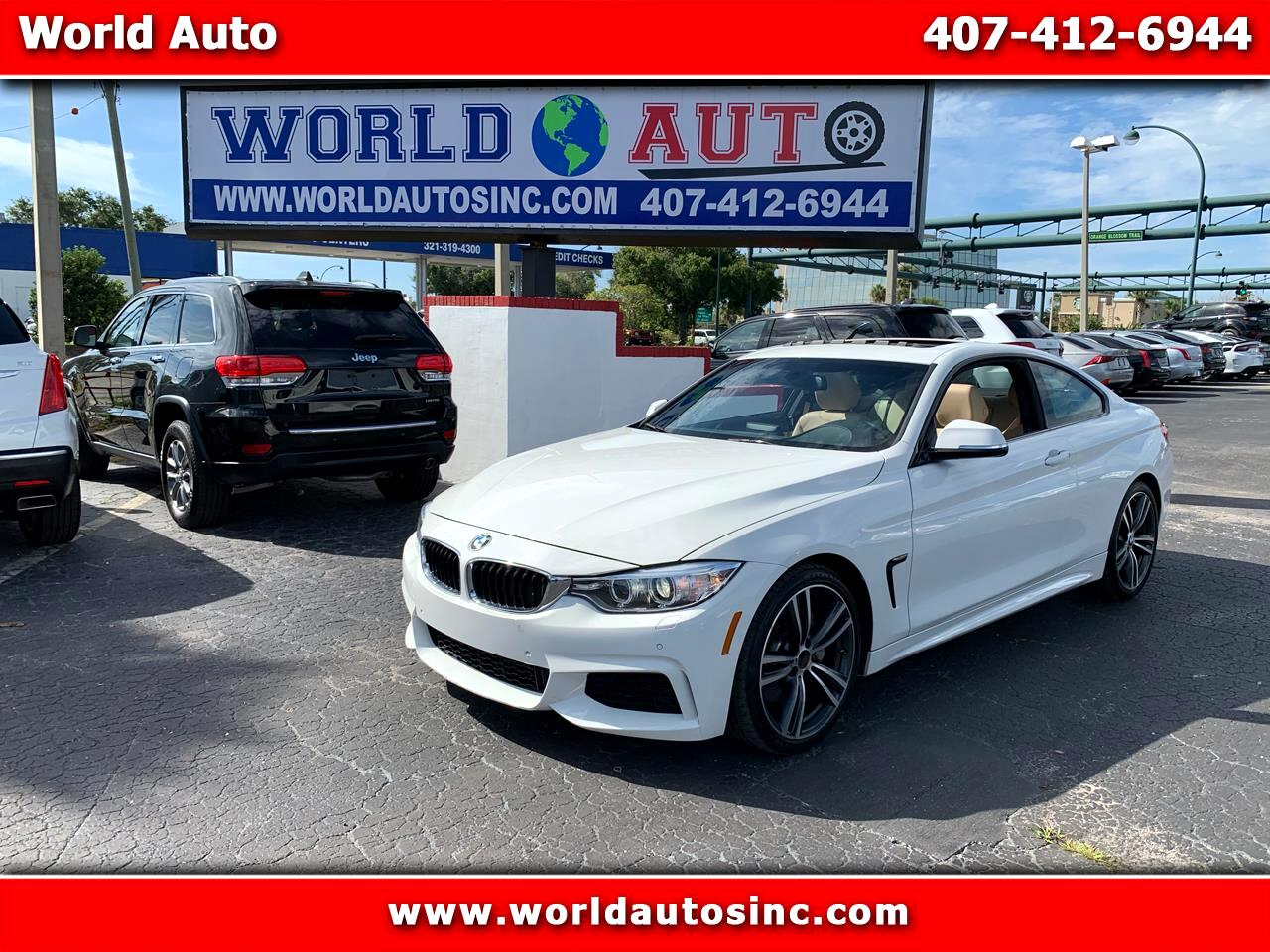 2015 BMW 435i M PACKAGE