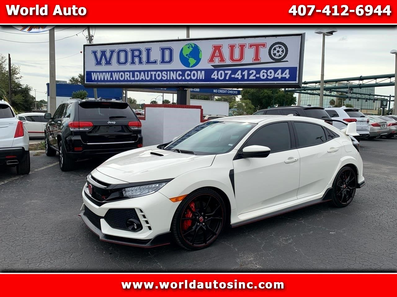 2017 Honda Civic Type R 6M