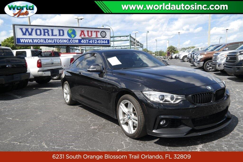BMW 4-Series 435i xDrive 2016