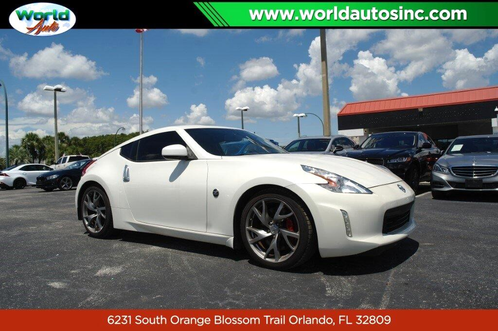 2014 Nissan Z 370Z Coupe Touring 6MT