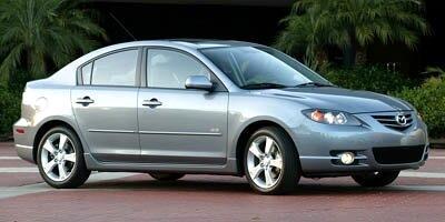 2005 Mazda MAZDA3 s 4-Door