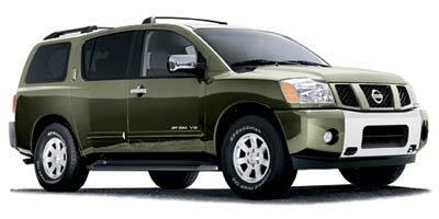 Nissan Armada SE 4WD 2005