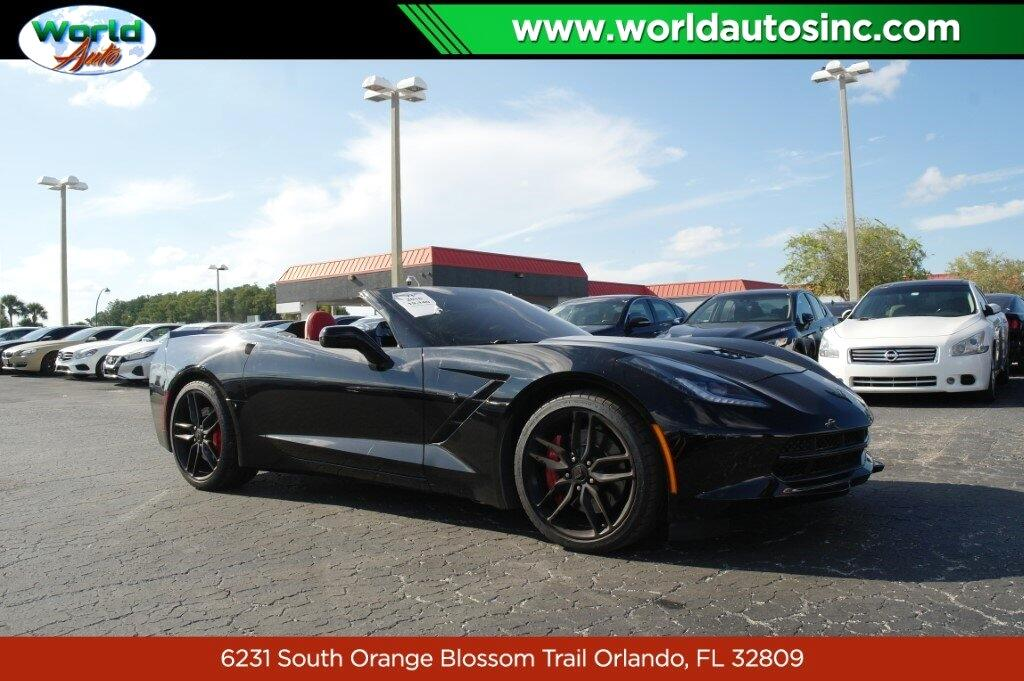 2016 Chevrolet Corvette Z51 1LT Convertible