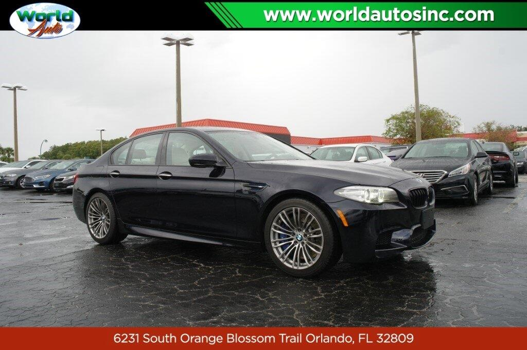 BMW M5 M5 2014