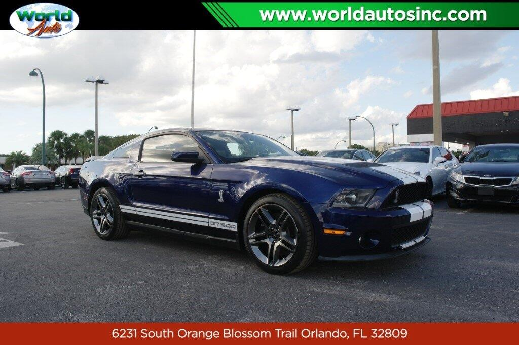 2012 Ford Shelby GT500 Coupe