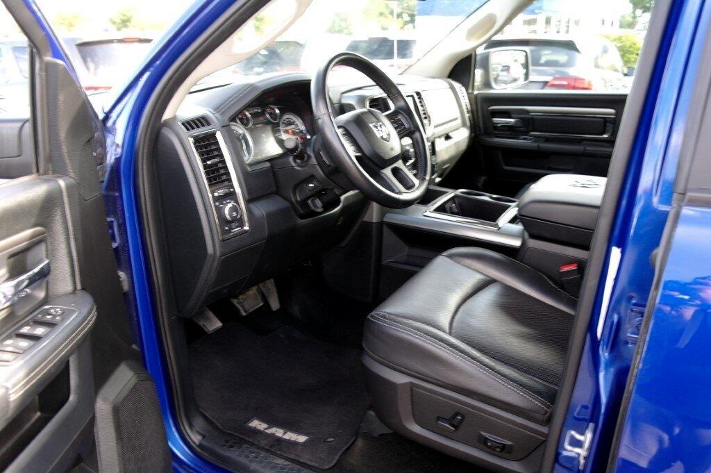2015 RAM 1500 Sport Crew Cab LWB 4WD