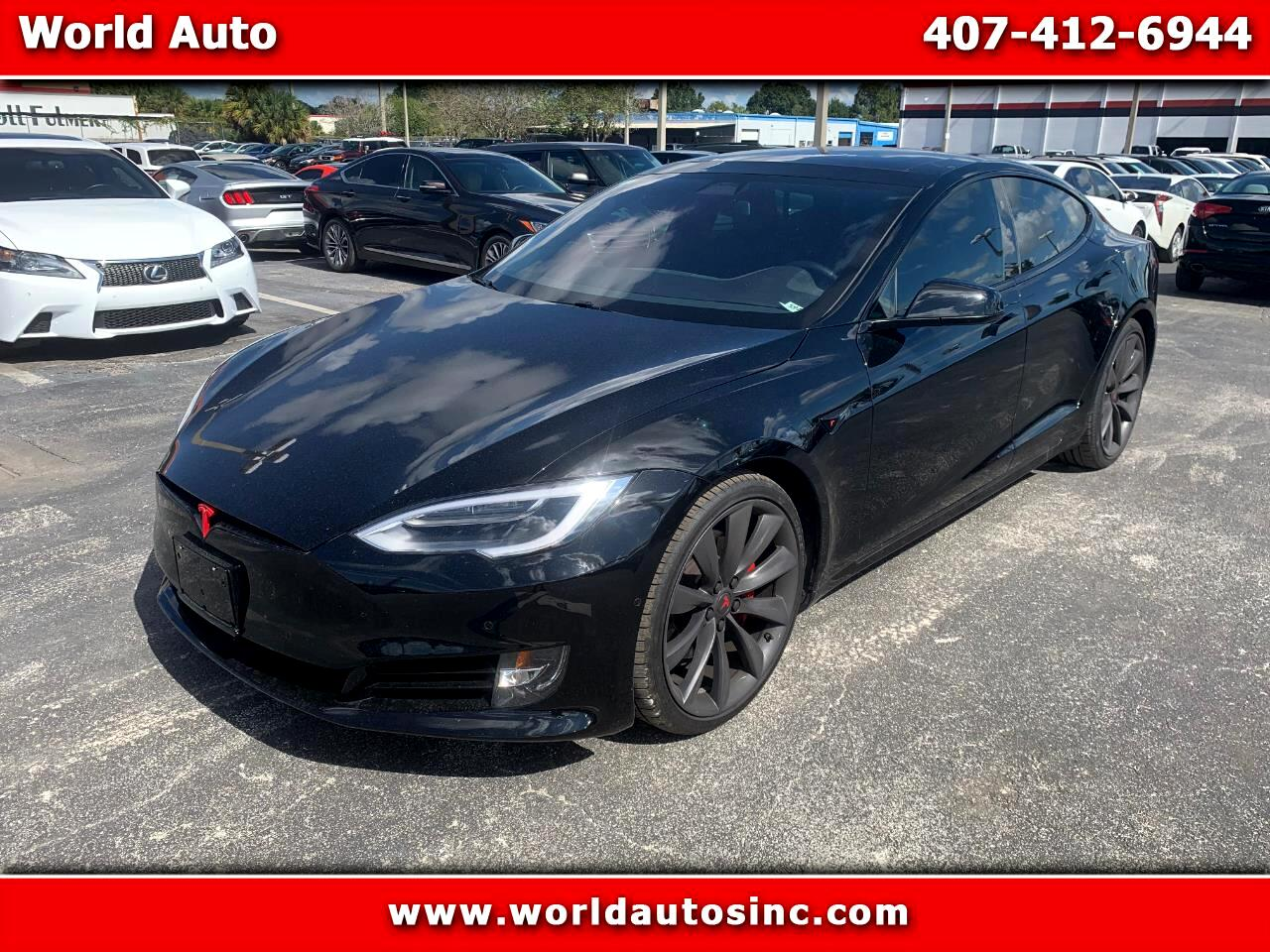 2016 Tesla Model S P100D AWD INSANE+