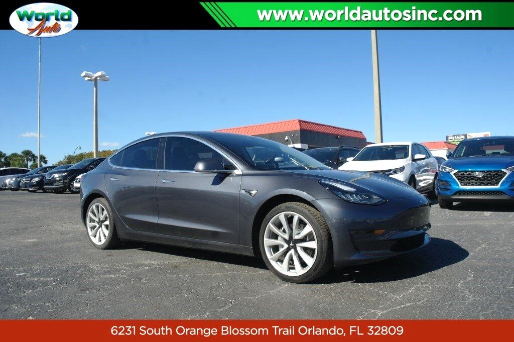 2018 Tesla Model 3 Base
