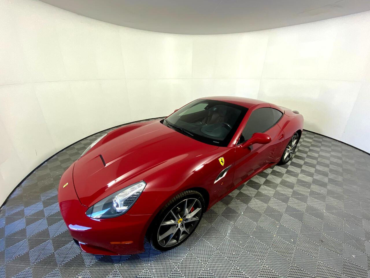 Ferrari California GT 2010
