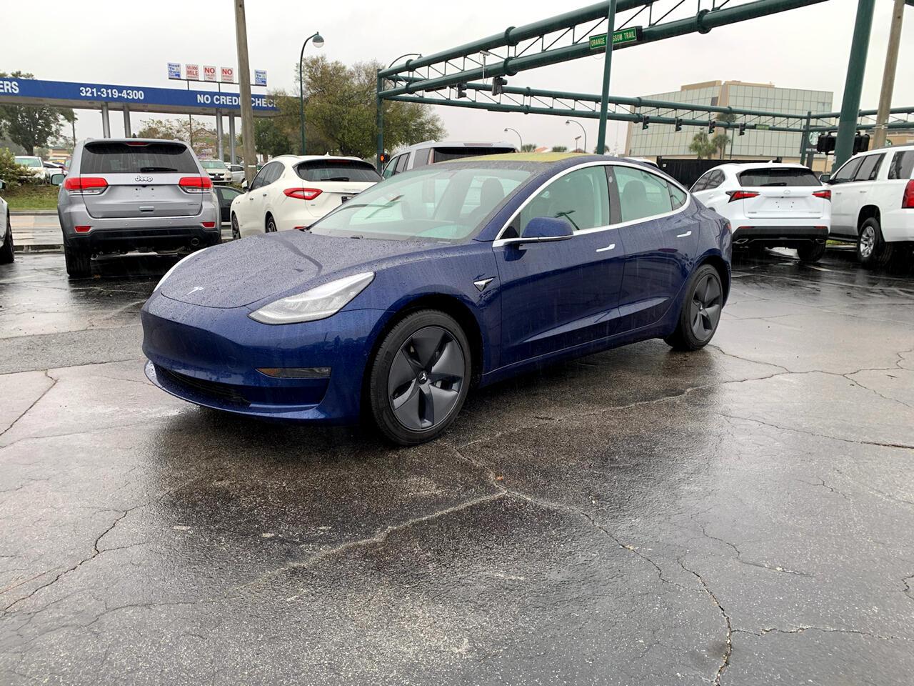 Tesla Model 3 Base 2018
