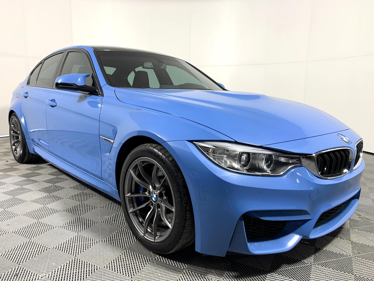 BMW M3 Base 2017