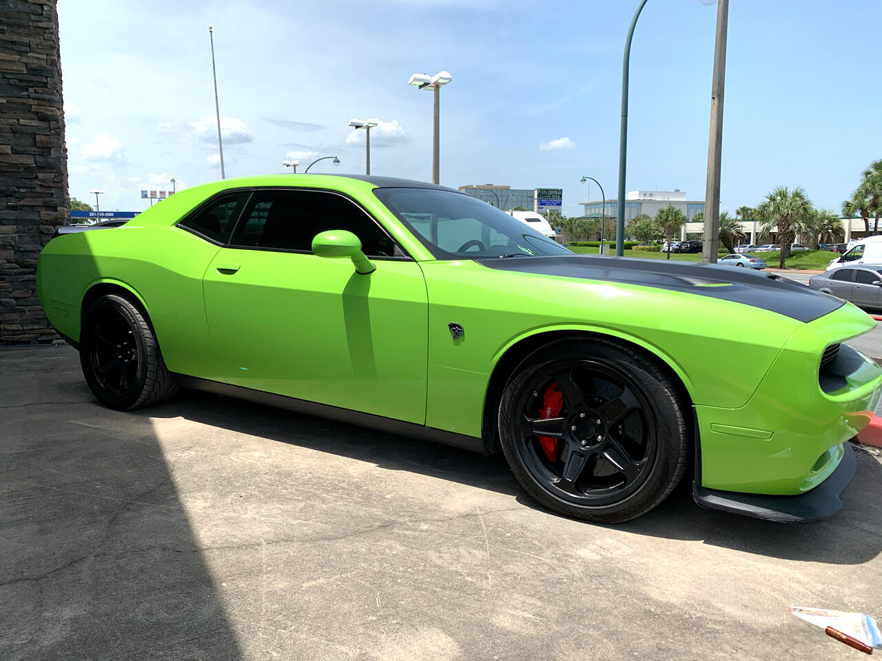 Dodge Challenger Supercharged 2015