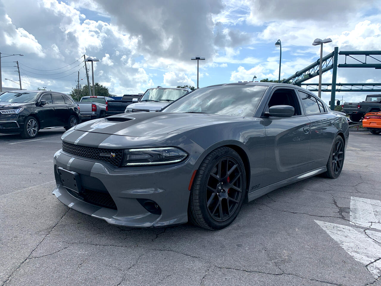 Dodge Charger R/T Scat Pack RWD 2017