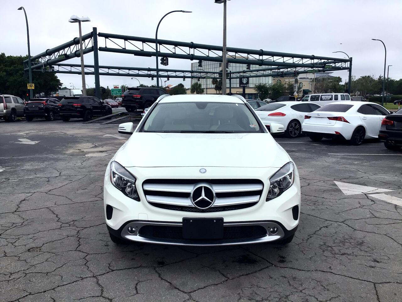 Mercedes-Benz GLA 4MATIC 4dr GLA 250 2016