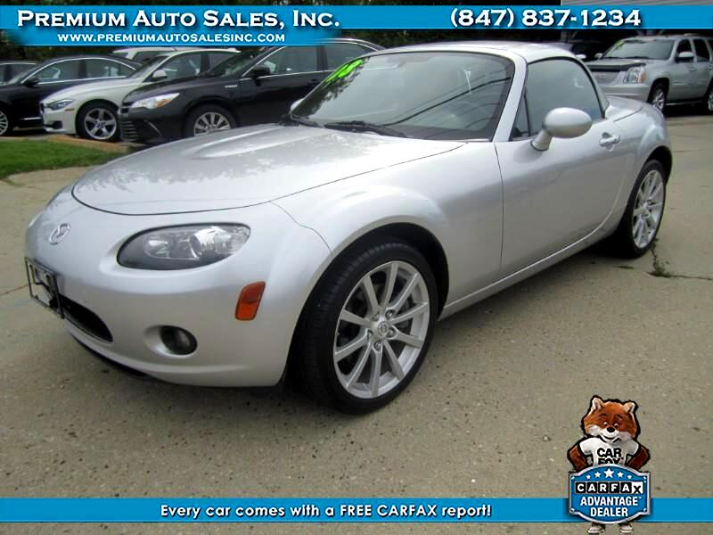 Mazda MX-5 Miata Grand Touring Power Retractable Hardtop 2008
