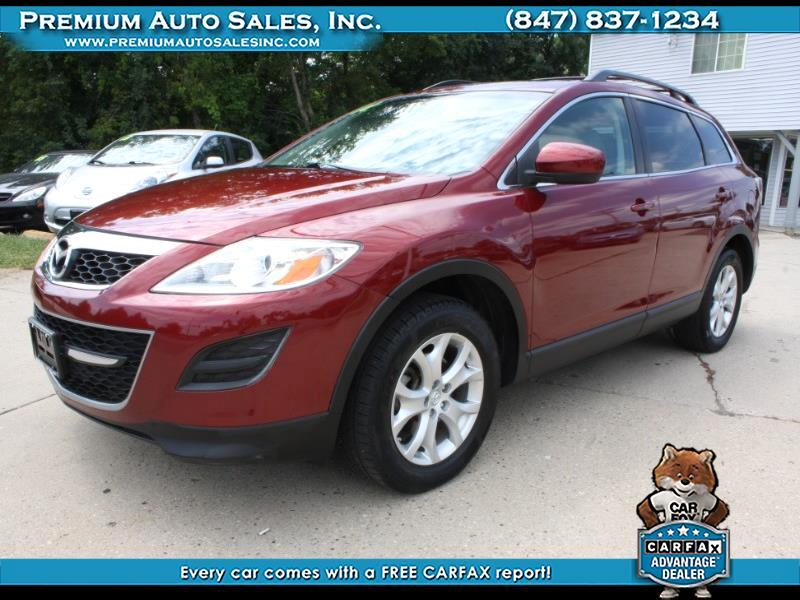 Mazda CX-9 Touring AWD 2011