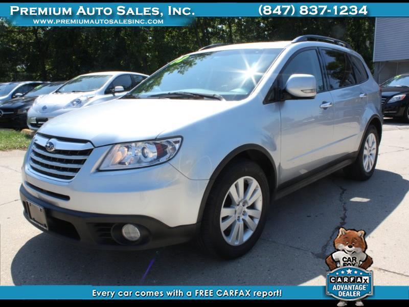 Subaru Tribeca Limited 2012
