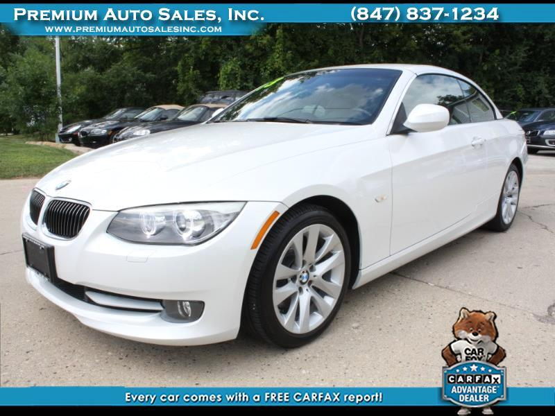 BMW 3-Series 328i Convertible - SULEV 2013