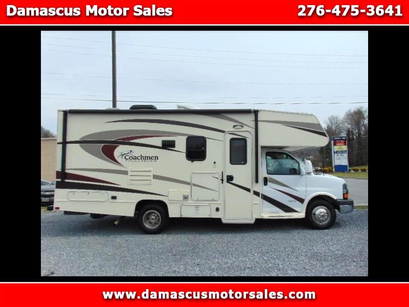 2016 Coachmen Freelander 21 RS