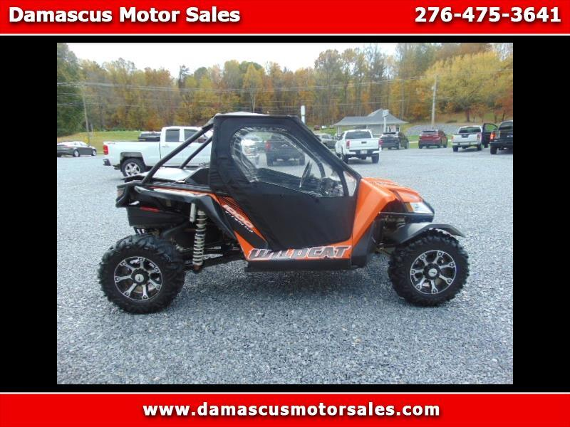 Arctic Cat Wildcat 1000  2013