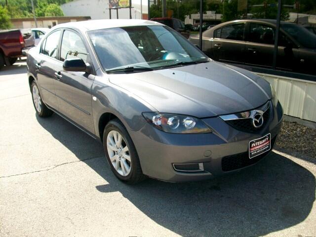 2008 Mazda MAZDA3 i Sport 4-Door