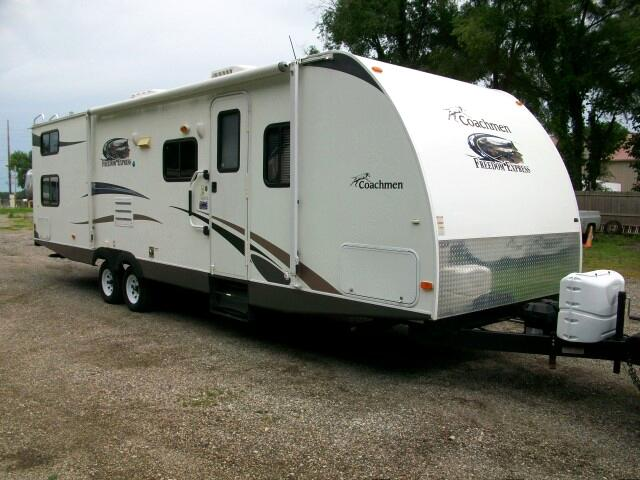 2013 Freedom Express 29SE Travel Trailer