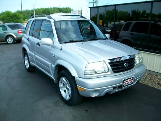 2003 Suzuki Grand Vitara 4WD