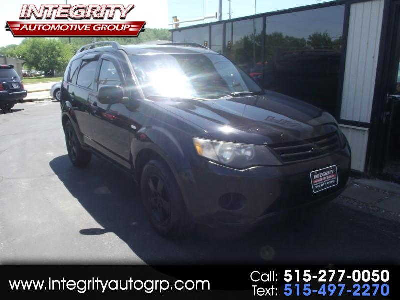 Buy Here Pay Here 2007 Mitsubishi Outlander for Sale in Des