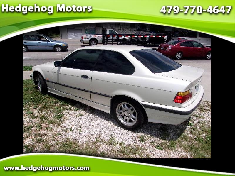 1997 BMW 3-Series 318is