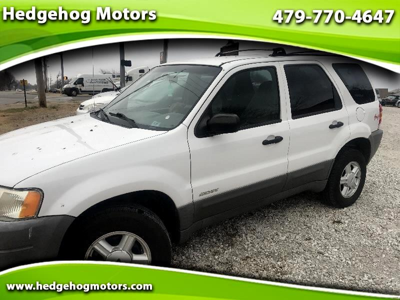 2001 Ford Escape XLS 4WD