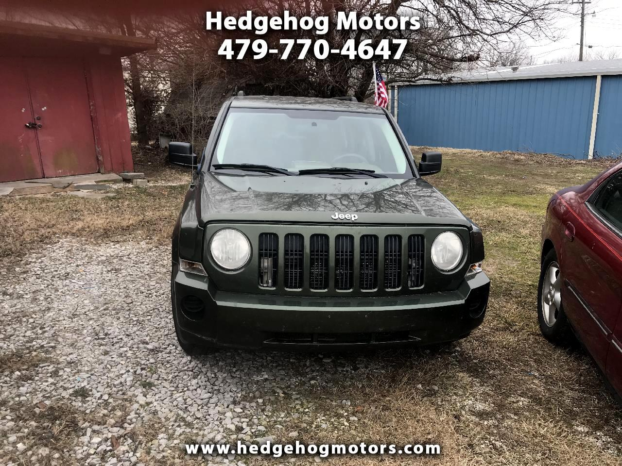 Jeep Patriot Sport 2WD 2008